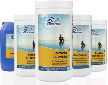 Chemoclor CH-Granulat