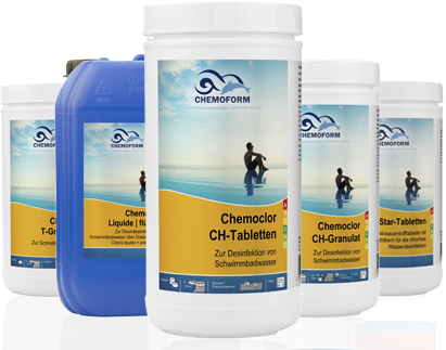 Chemoclor CH-Tabletten 20g