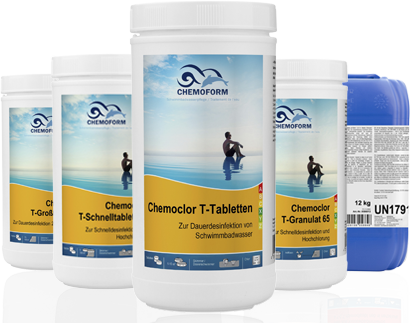 Chemoclor T-Tabletten