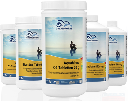 Aquablanc O2-Tabletten 20g