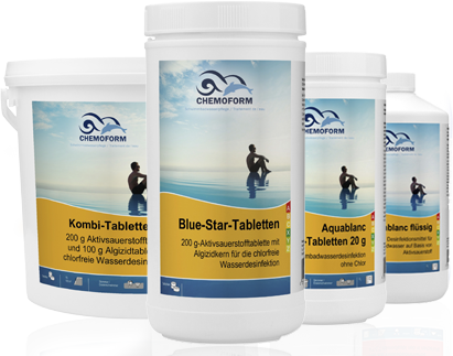 Blue Star Tabletten